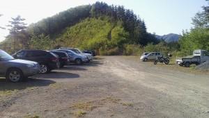 01.駐車場
