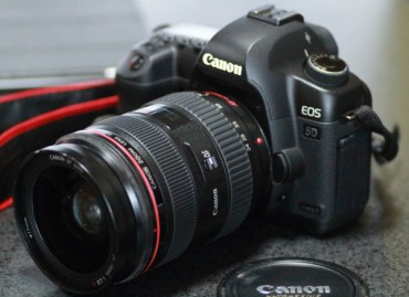 CANONデジタル一眼レフカメラでの動画撮影ではファイルサイズと連続撮影時間に制限がある
