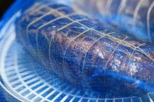 自家製干し肉_工程5_3ヶ月風乾燥